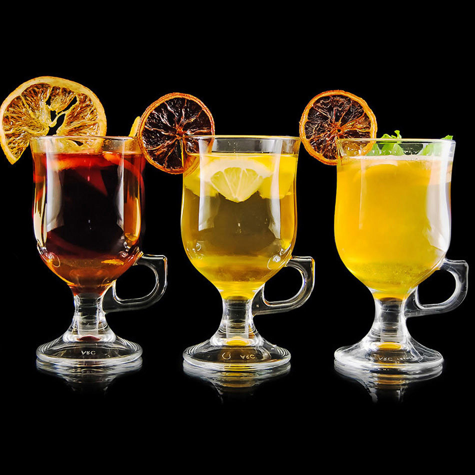 Горячие коктейли