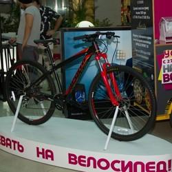 Победитель акции «Успей нажевать на велосипед» определен!